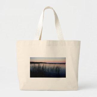 Whiskey Bay, St Joseph Island Large Tote Bag