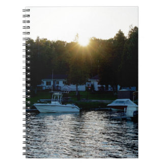 Whiskey Bay, St Joseph Island Notebooks