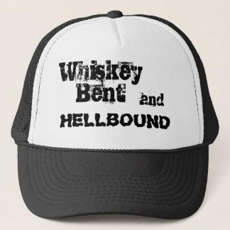 Whiskey Bent, and, HELLBOUND Trucker Hat