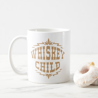 WHISKEY CHILD - Coffee Mug w/Fall Harvest Logo
