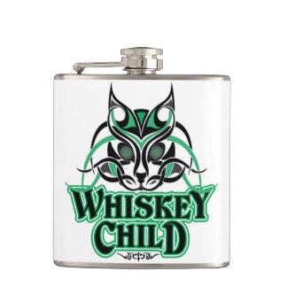 WHISKEY CHILD - Flask