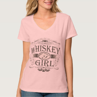 Whiskey Girl Buckle T-Shirt