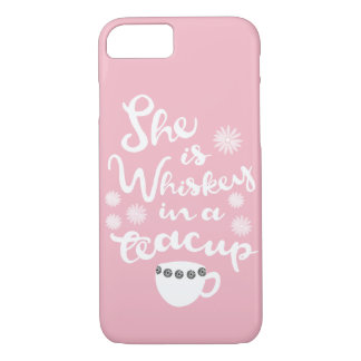 Whiskey In A Teacup Barely There Phone Case