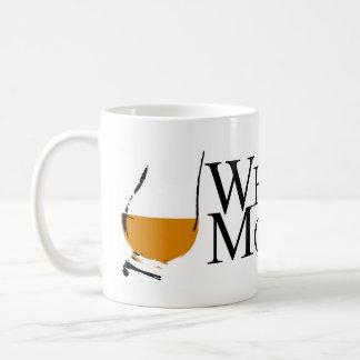 whiskey Montréal de plongeurs d'articles Mug Blanc