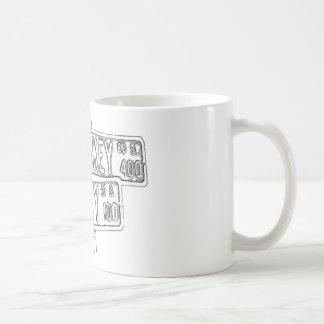 Whiskey Rode and Easy Street Coffee Mug