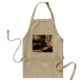 Whiskey Shot Standard Apron
