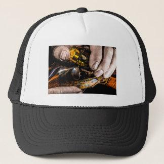 Whiskey Shot Trucker Hat