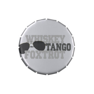 Whiskey Tango Foxtrot - Aviation sun glasses