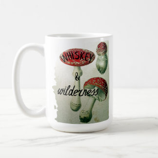 Whiskey & Wilderness Toadstool Coffee Mug