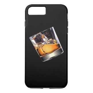 Whisky on the Rocks Tough iPhone 7 Plus Case