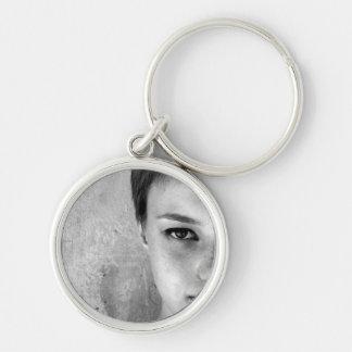 whisper keychain (for david)