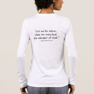 Whisper of God  Bella+Canvas Long Sleeve T-Shirt