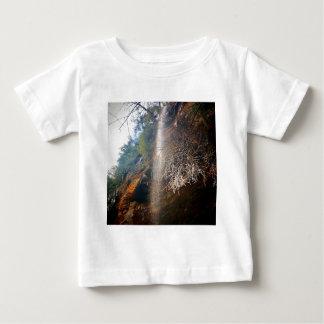 Whispering Falls, Hocking Hills Ohio Baby T-Shirt
