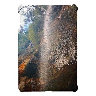Whispering Falls, Hocking Hills Ohio iPad Mini Cases