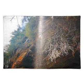Whispering Falls, Hocking Hills Ohio Placemat