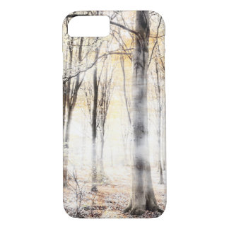 Whispering woodland in autumn fall iPhone 8/7 case