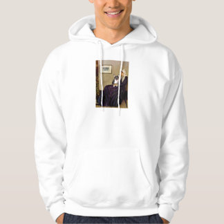 Whisters Mother - Welsh Corgi (tri Pembroke pup) Hoodie
