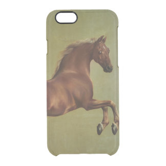 Whistlejacket, 1762 clear iPhone 6/6S case