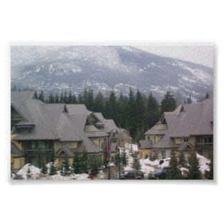 Whistler, British Columbia Posters