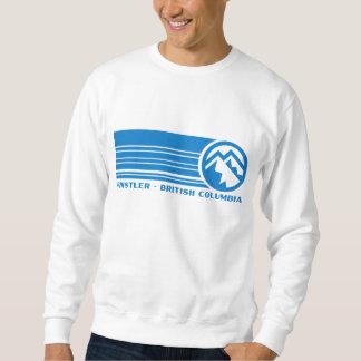 Whistler Ski Resort, British Columbia Sweatshirt
