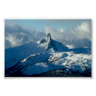Whistler View Poster