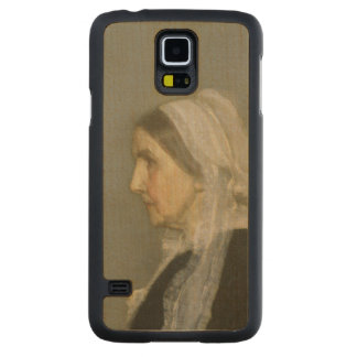 Whistler's Mother Maple Galaxy S5 Slim Case