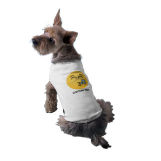 Whistling Face with Smiling Eyes Shirt