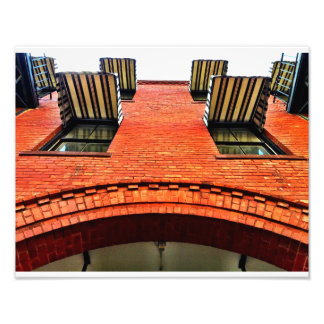 Whitaker Street Awnings Art Photo