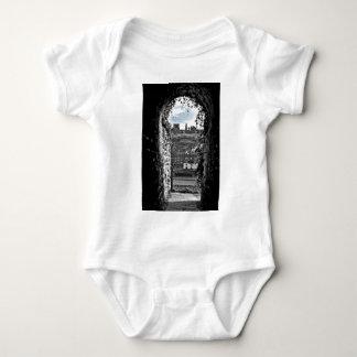 Whitby Abbey Baby Bodysuit