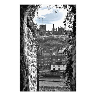 Whitby Abbey Customized Stationery