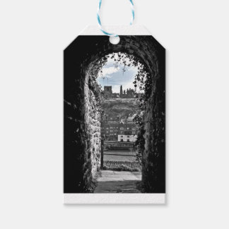 Whitby Abbey Gift Tags