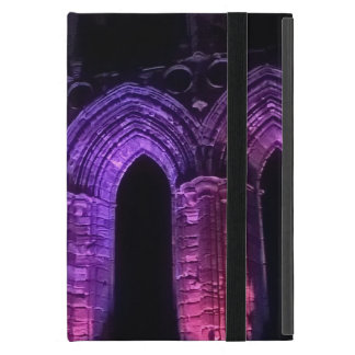 Whitby Abbey Gothic arches goth Case For iPad Mini