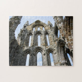 Whitby Abbey. Jigsaw Puzzle