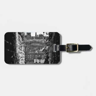 Whitby Abbey Luggage Tag