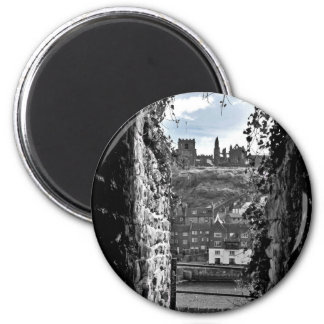 Whitby Abbey Magnet