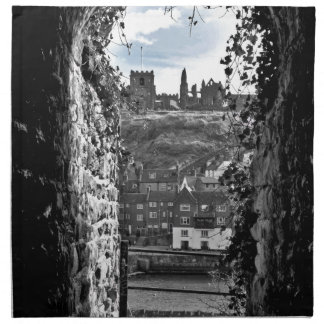 Whitby Abbey Napkin