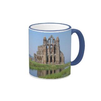 Whitby Abbey  North Yorkshire Coffee Mug