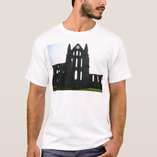 Whitby Abbey Silhouette T-Shirt