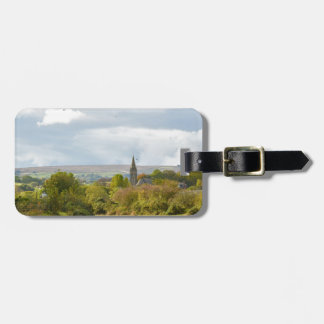 Whitby Church Luggage Tag