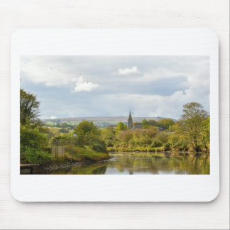 Whitby Church Mouse Pad