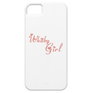 Whitby Girl Case For The iPhone 5
