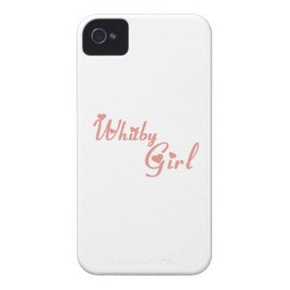 Whitby Girl iPhone 4 Case