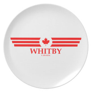 WHITBY PLATE