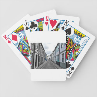Whitby Street Bicycle Playing Cards