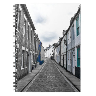 Whitby Street Notebook