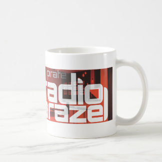 White 11 oz Arazel Tea Mug