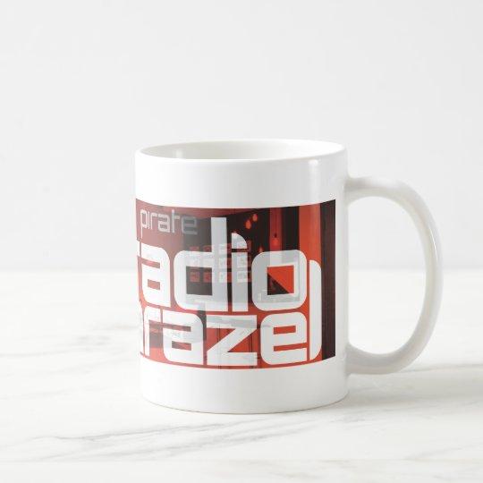 White 11 oz Arazel Tea Mug