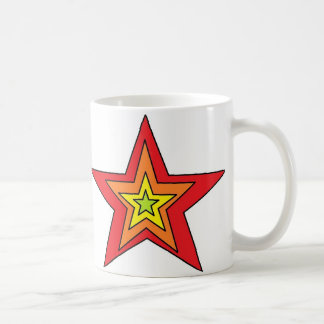 White 11 oz Classic Mug art by Jennifer Shao