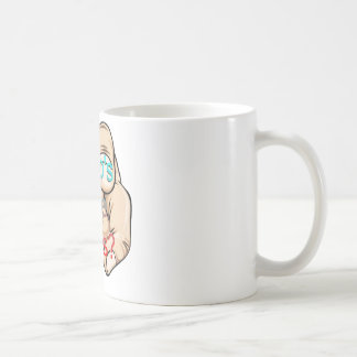 White 11OZ classic mug