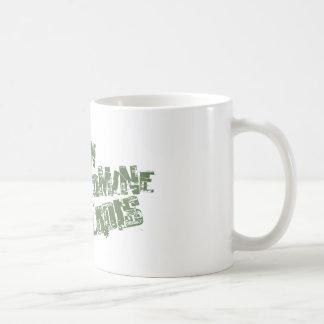 WHITE 325 ml traditional Mug INL Apo